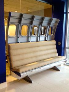 Aviation Art - Seating