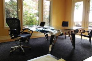 Aviation Art - Office desk