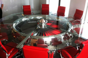 Aviation Art - Conference table