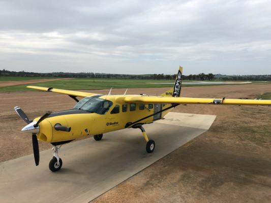 2000 Cessna Caravan 208B VH-FMX